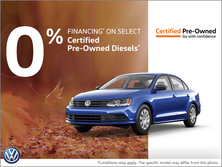 Certified Pre-Owned | Go with confidence