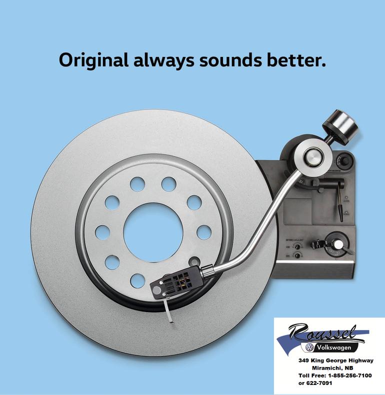 15% off brake pads and rotors