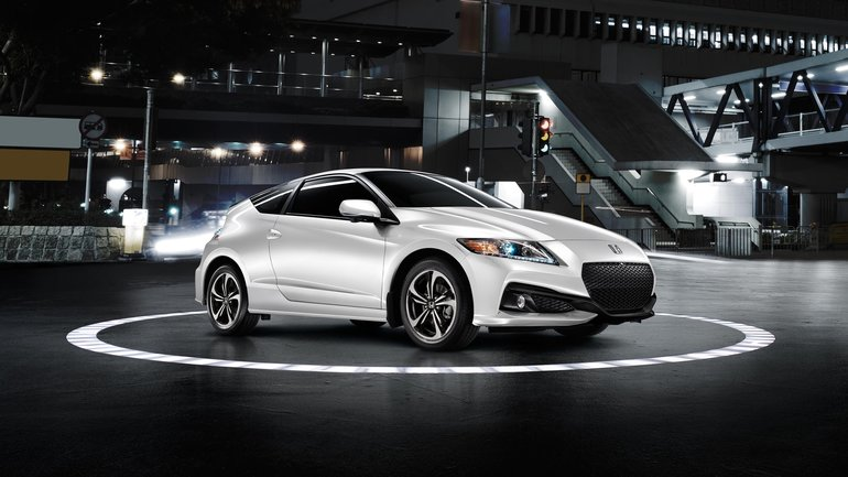 Honda is Testing an Autonomous Vehicle