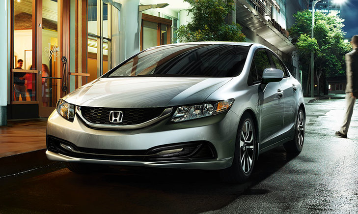 Honda is well-received by the press in 2014