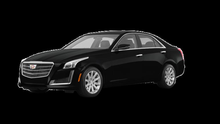 Cadillac CTS Sedan BASE 2016