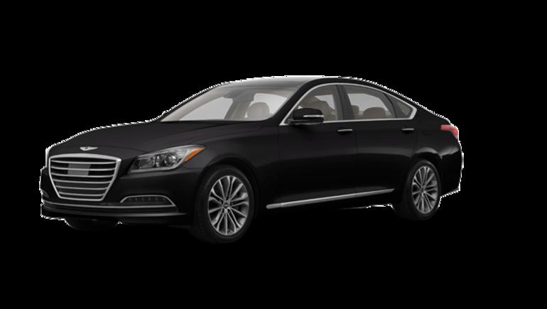 Hyundai Genesis Sedan TECHNOLOGY 2016