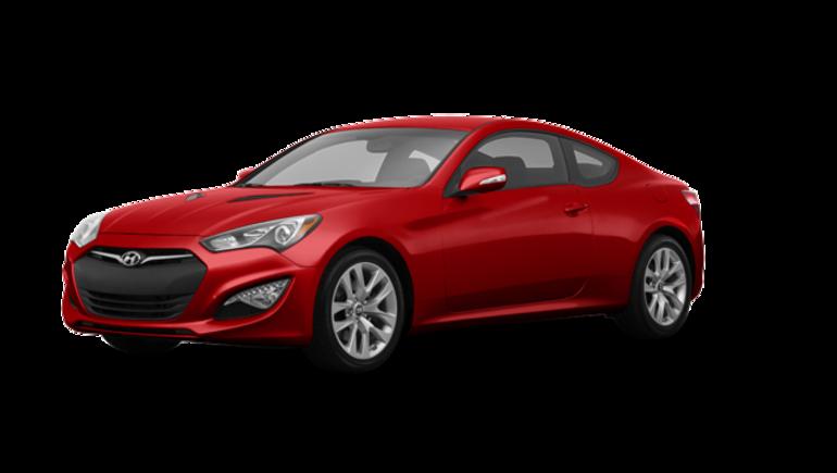 Hyundai Genesis Coupe 3.8 Premium 2016
