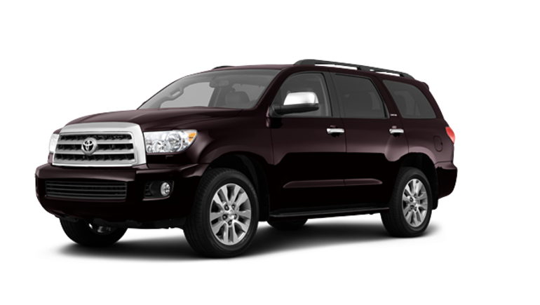 Toyota Sequoia LIMITED 5.7L 2016