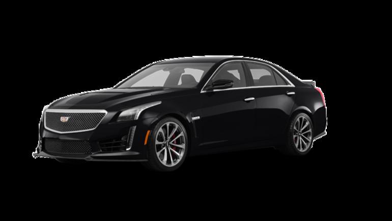 Cadillac CTS-V Sedan BASE 2017