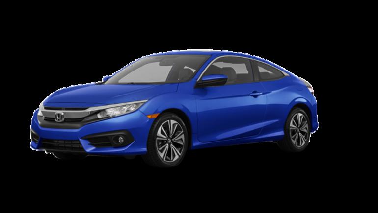 Honda Civic Coupe EX-T HONDA SENSING 2017