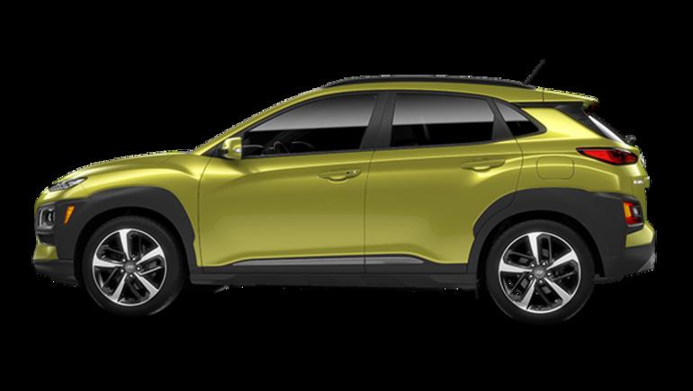 Hyundai Kona COMING SOON 2018