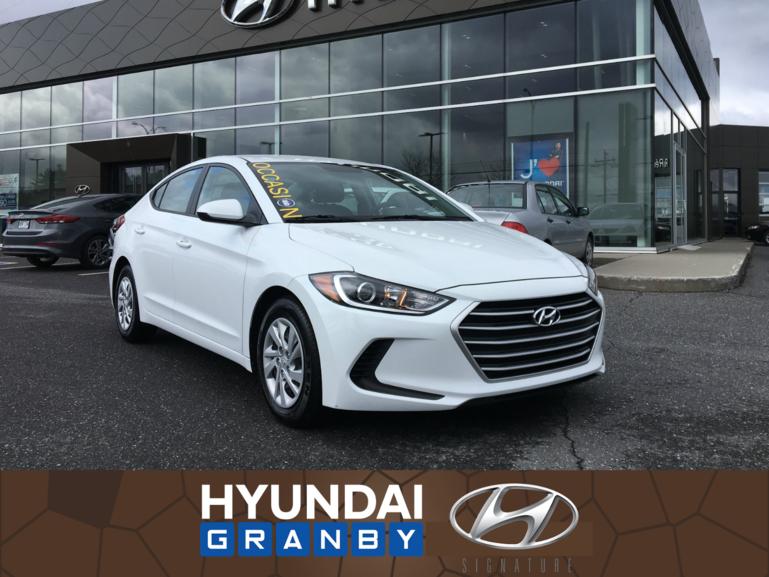 Hyundai Elantra LE AUTOMATIQUE 2017