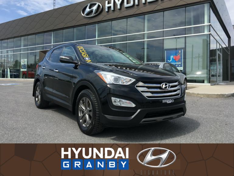 Hyundai Santa Fe Sport LUXURY AWD 2014