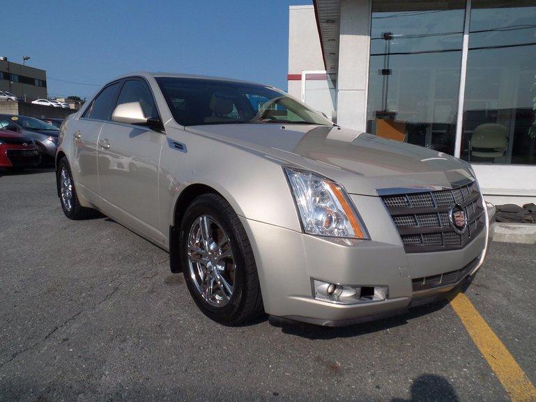 Cadillac CTS W/1SA 2008
