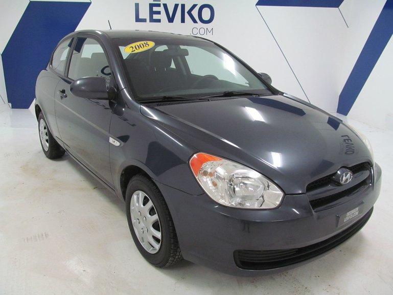 2008 Hyundai Accent L