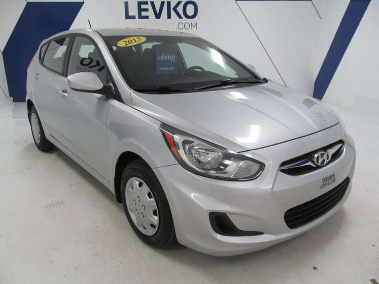 2013 Hyundai Accent L **MANUELLE**