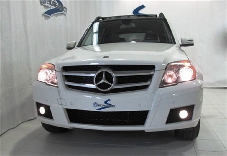 2010 Mercedes-Benz GLK350 4MATIC GLK350