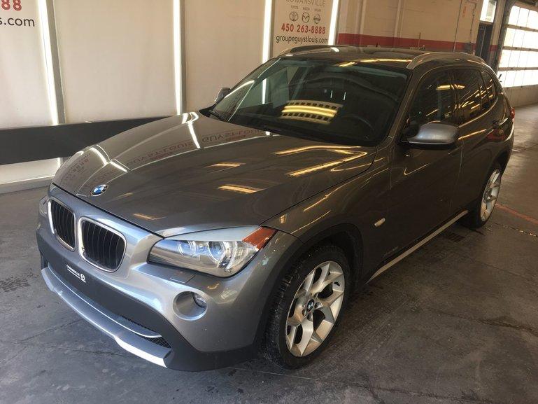 BMW X1 28i SPORT AVEC FINANCEMENT 2012