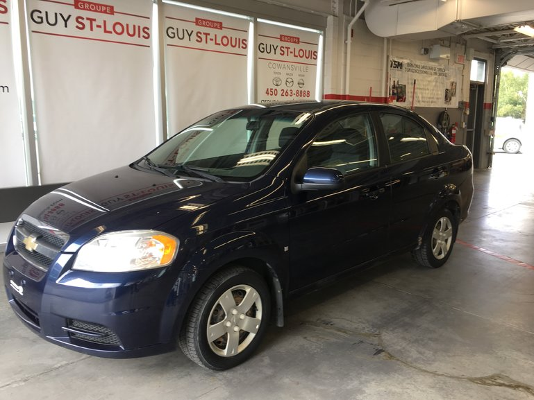 Occasion Cowansville Pre Owned 2009 Chevrolet Aveo Ls For Sale In
