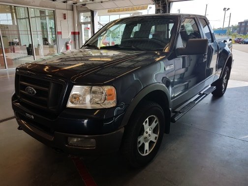 Ford F  Fx