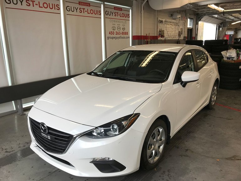 Mazda Mazda3 Sport GX - AIR CLIMATISE - CAMERA DE RECUL 2016