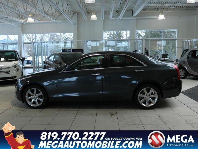 Cadillac ATS AWD 2014