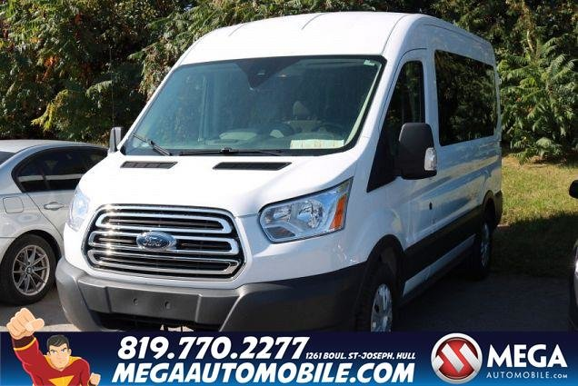 Ford TRANSIT XLT 2016