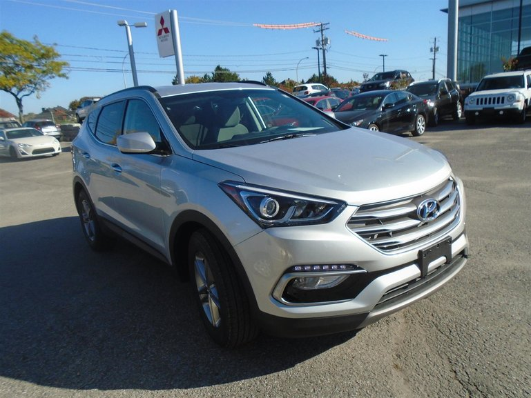 Hyundai Santa Fe SPORT RCAM 2017