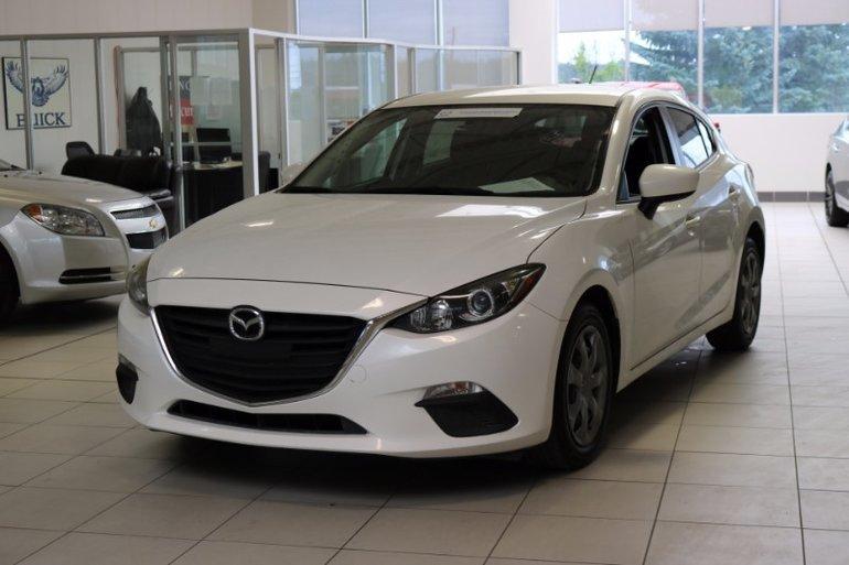 2014 Mazda Mazda3 SKYACTIV H.B.