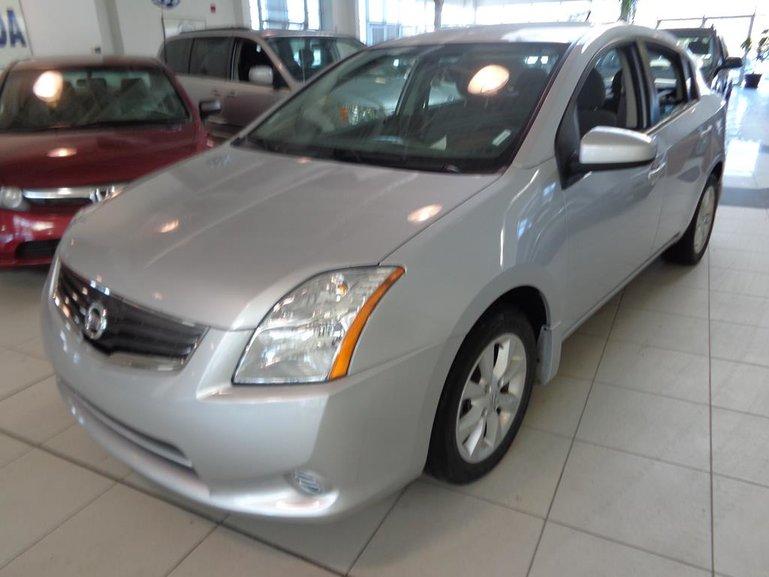 Nissan Sentra XTRONIC CVT 2012