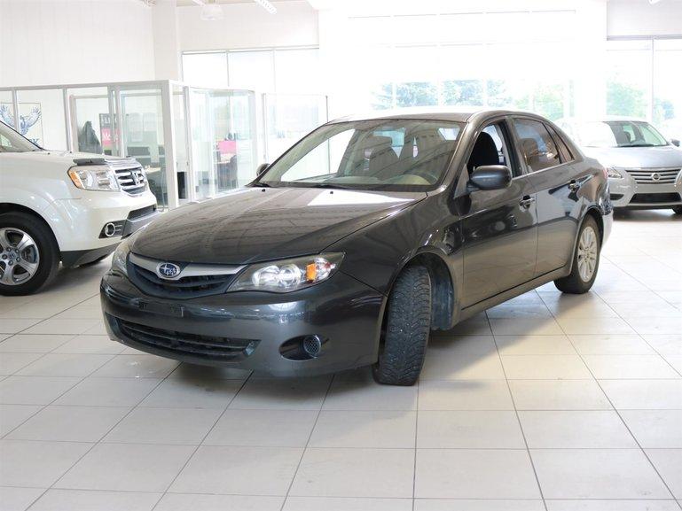Subaru Impreza AWD 2011