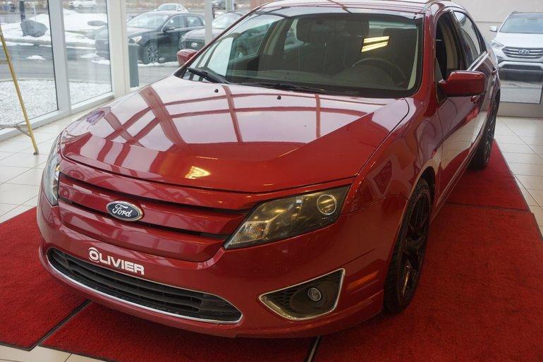 2011 Ford Fusion SE-BLUETOOTH-MAG-GR. ÉLECTRIQUE