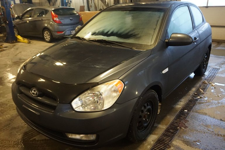 2009 Hyundai Accent BAS KILO-TRÈS PROPRE-JAMAIS ACCIDENTÉ