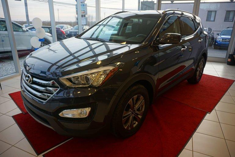 2016 Hyundai Santa Fe Sport SPORT-PREMIUM-BAS KILO-BLUETOOTH