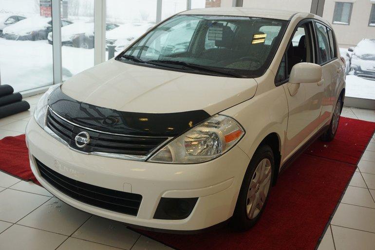 Nissan Versa S-A/C-GR.ÉLECTRIQUE-BAS KILO 2012