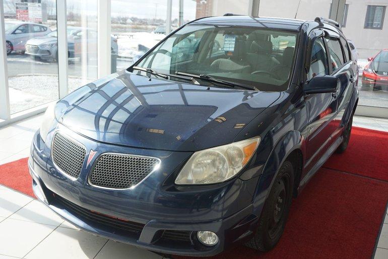 2007 Pontiac Vibe A/C-GROUPE ÉLECTRIQUE-TRÈS PROPRE