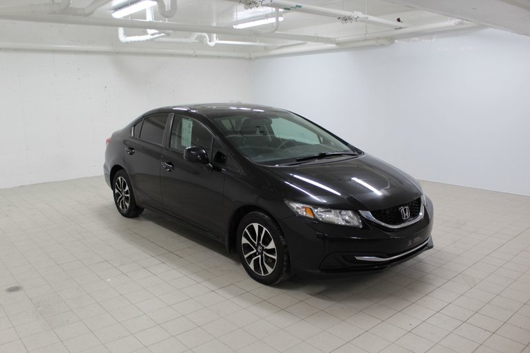 Honda Civic Sdn EX + TOIT OUVRANT + MAGS 2013