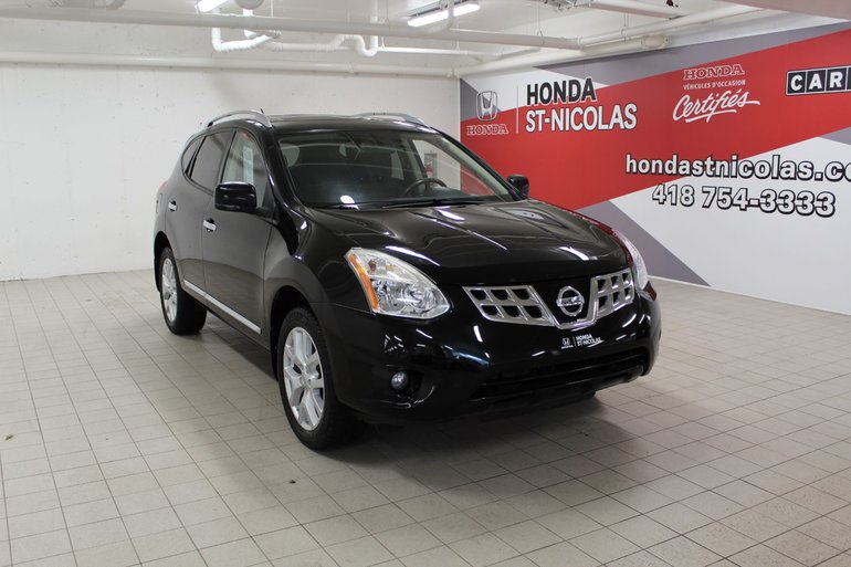 Nissan Rogue SV + TOIT + MAGS + BLUETOOTH + CRUISE 2011