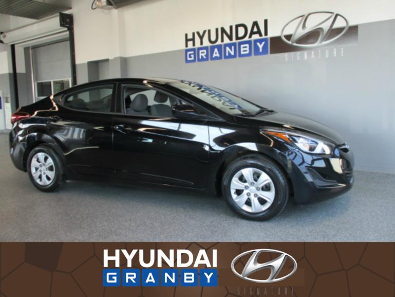 Hyundai Elantra L BAS KM GRUPE ELECTRIQUE 2015