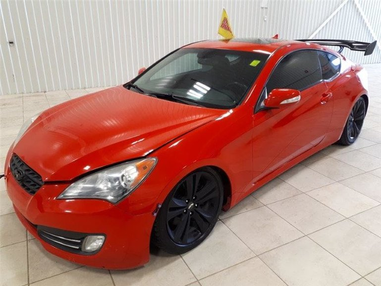 auto cr dit rive sud pre owned 2010 hyundai genesis coupe 3 8 cuir mags bluetooth toit. Black Bedroom Furniture Sets. Home Design Ideas