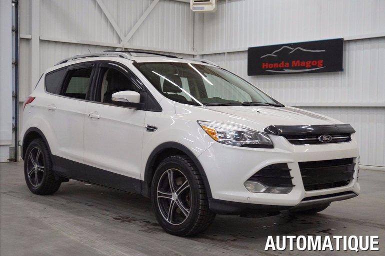 Ford Escape Titanium AWD (cuir-toit pano-navi) 2013