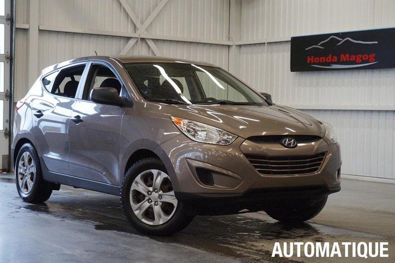 2011 Hyundai Tucson Gl awd