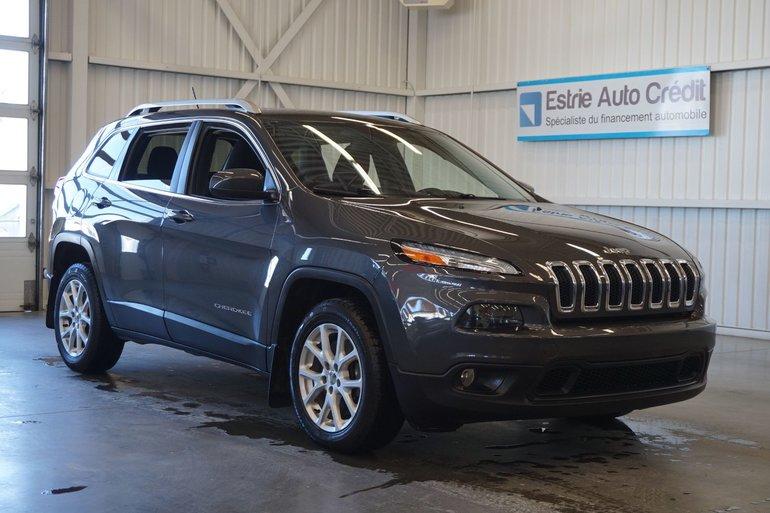 Jeep Cherokee North 4WD (caméra de recul) 2015