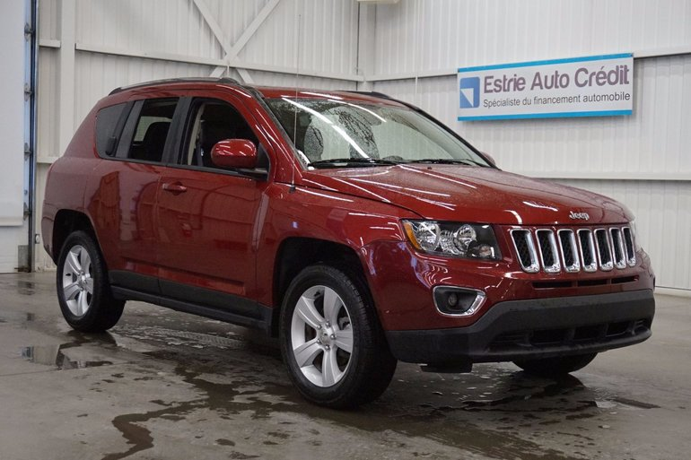 Jeep Compass High Altitude 4WD (cuir-toit) 2017