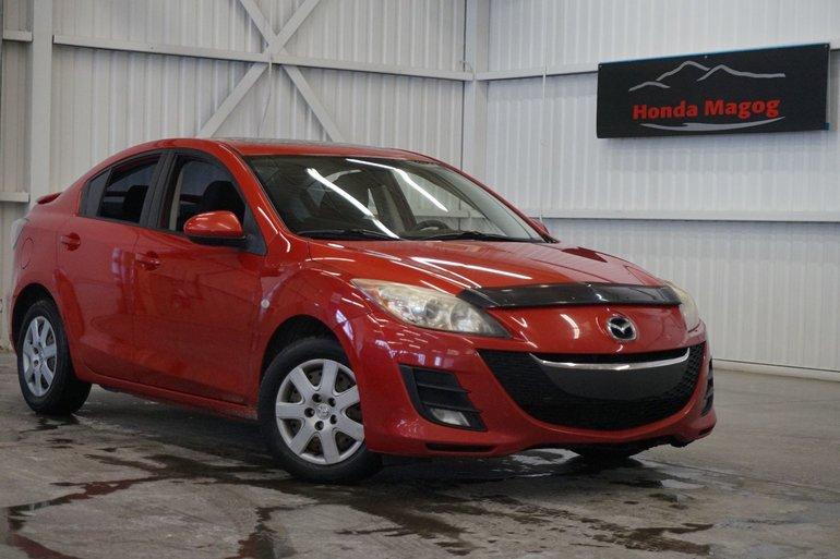 Mazda Mazda3 GS (toit ouvrant) 2010