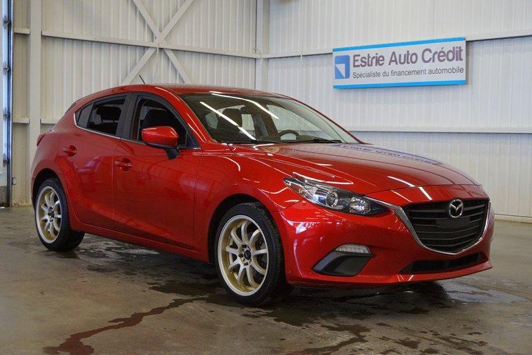 2014 Mazda Mazda3 GS-SKY (caméra de recul)