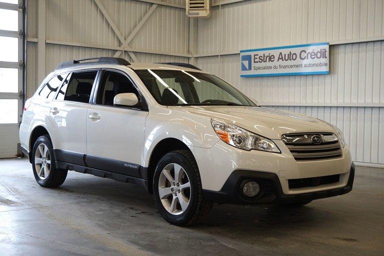 Subaru Outback 2.5i Premium AWD 2014