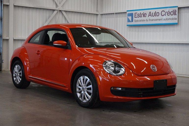 2016 Volkswagen Beetle Coupe (caméra et sonar de recul)