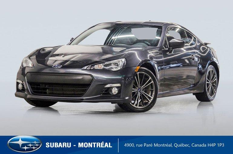 Subaru BRZ Sport-tech 2016