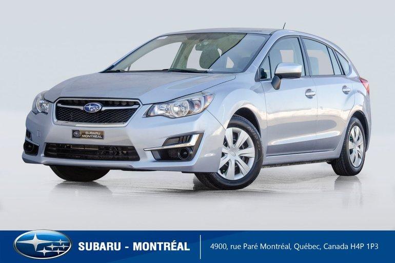 Subaru Impreza 2.0i Hatchback 2016