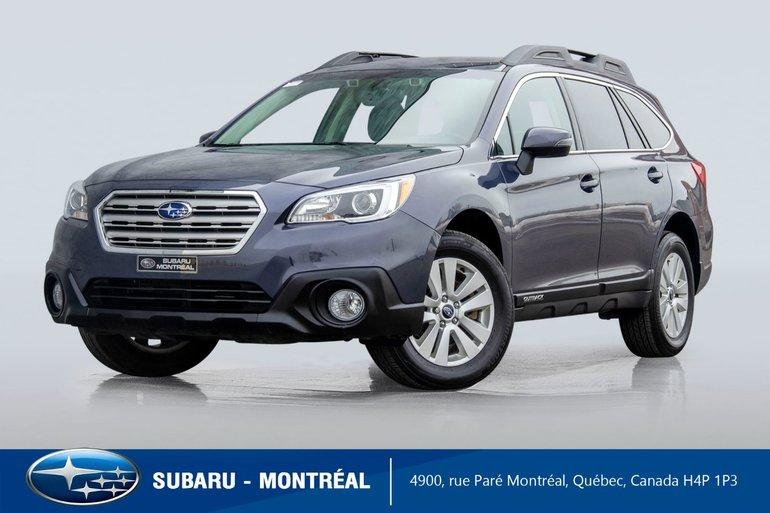 Subaru Outback Touring Eyesight 2017
