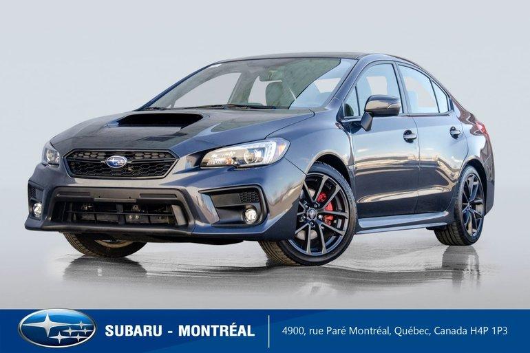 Subaru WRX Sport-tech RS 2018