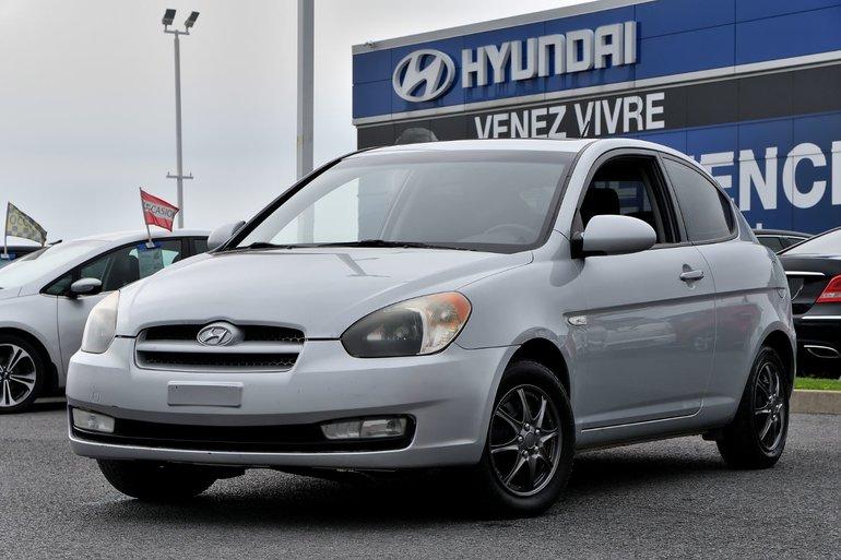 Hyundai Accent GL SPORT 2008