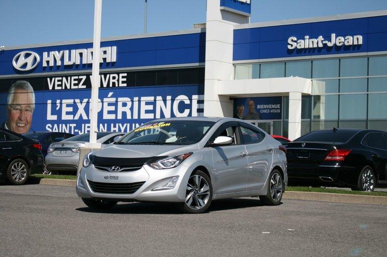 Hyundai Elantra GLS **TOIT OUVRANT, CAMÉRA DE RECUL** 2015